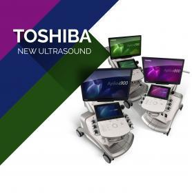 LOS TRES NUEVOS ECóGRAFOS DE TOSHIBA  - Bimedis - 1